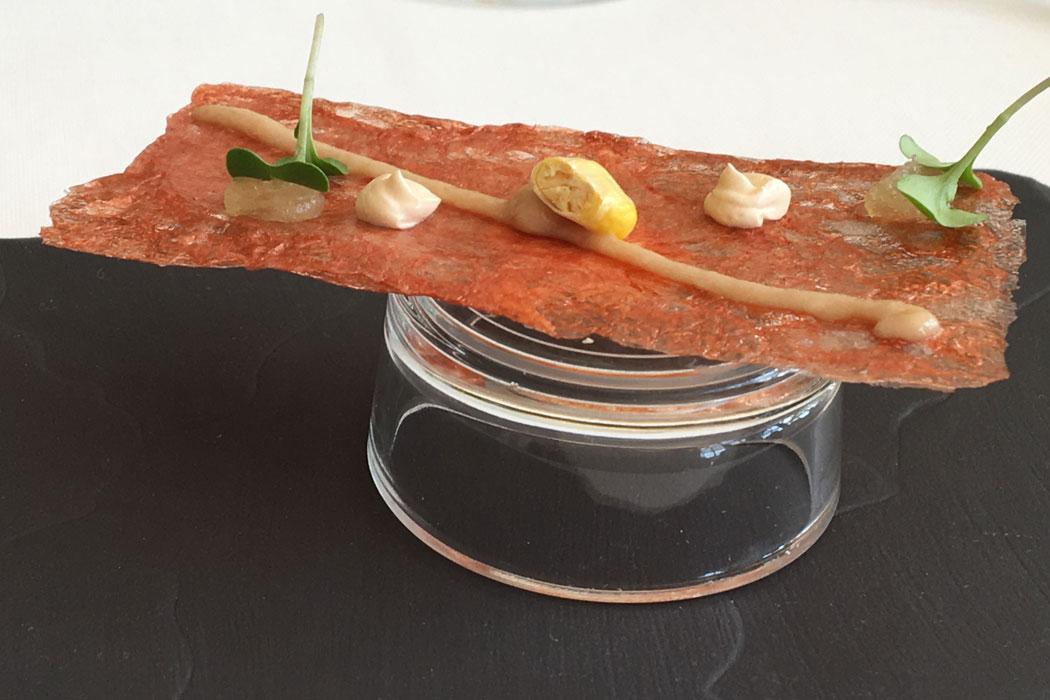 Seeigel im Hotel Mardavall auf Mallorca