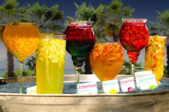 Sommerbowle für Mallorca