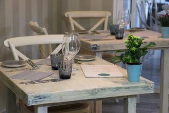 Neues Restaurant in Palma, Mallorca