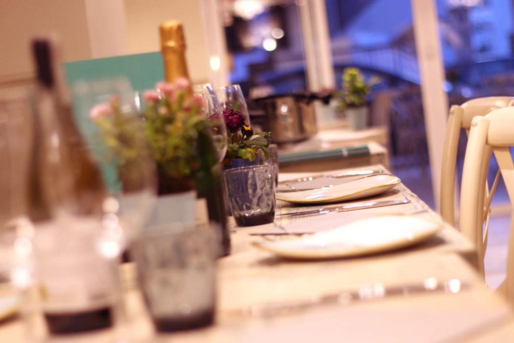 Neues Restaurant in Palma de Mallorca