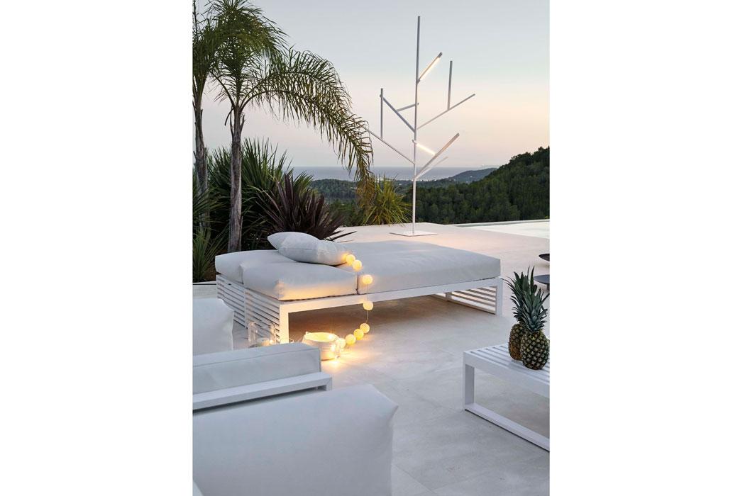 Schicke Outdoormöbel für Mallorca