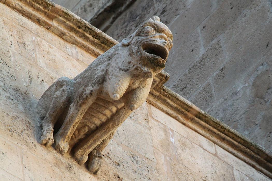 Kathedrale in Palma de Mallorca