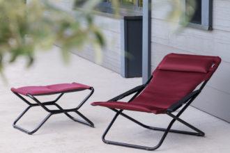 Liegestuhl für Mallorca