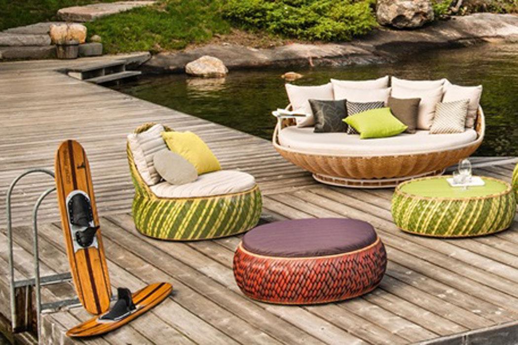 Möbel für die Mallorca-Terrasse