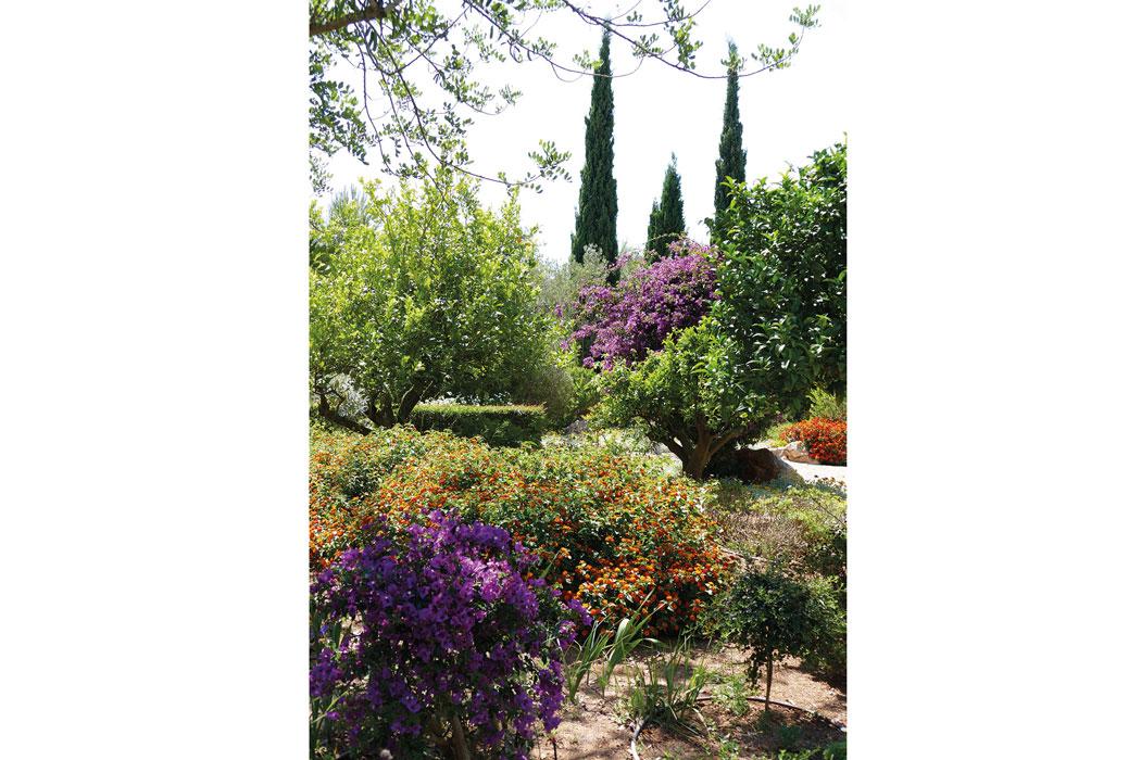 Schöne Gärten auf den Balearen