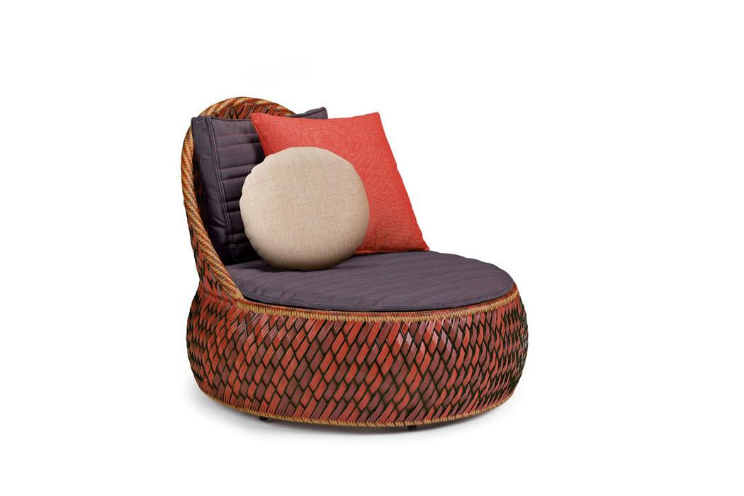 Loungechair für die Mallorca-Terrasse