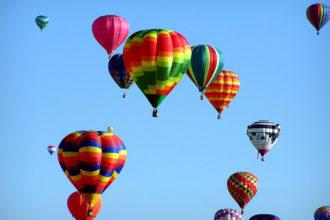 Ballonfahren auf Mallorca