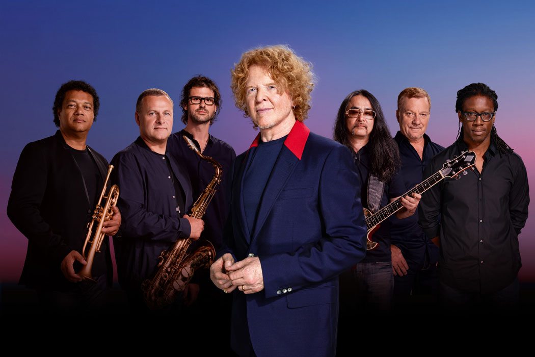 Simply Red in Palma