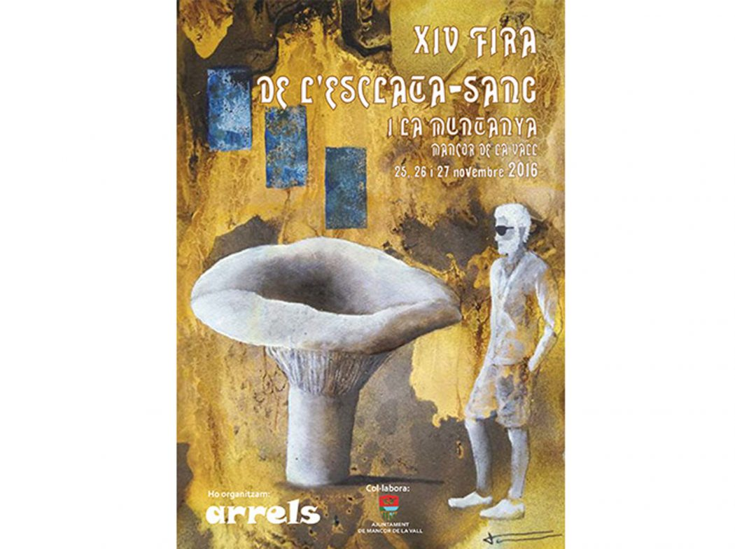 Pilzmesse auf Mallorca