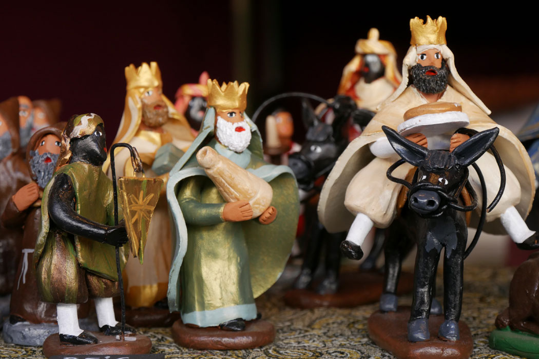 Heilige Drei Könige auf Mallorca