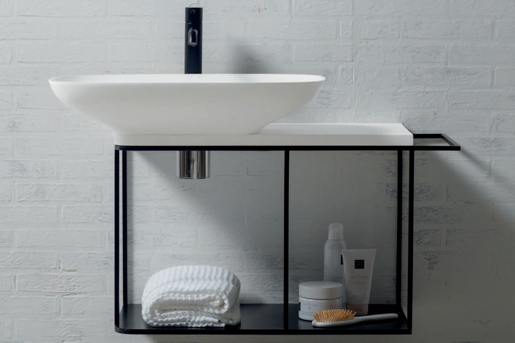 Pures fürs Badezimmer auf Mallorca
