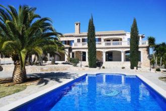 Luxusimmobilie auf Mallorca