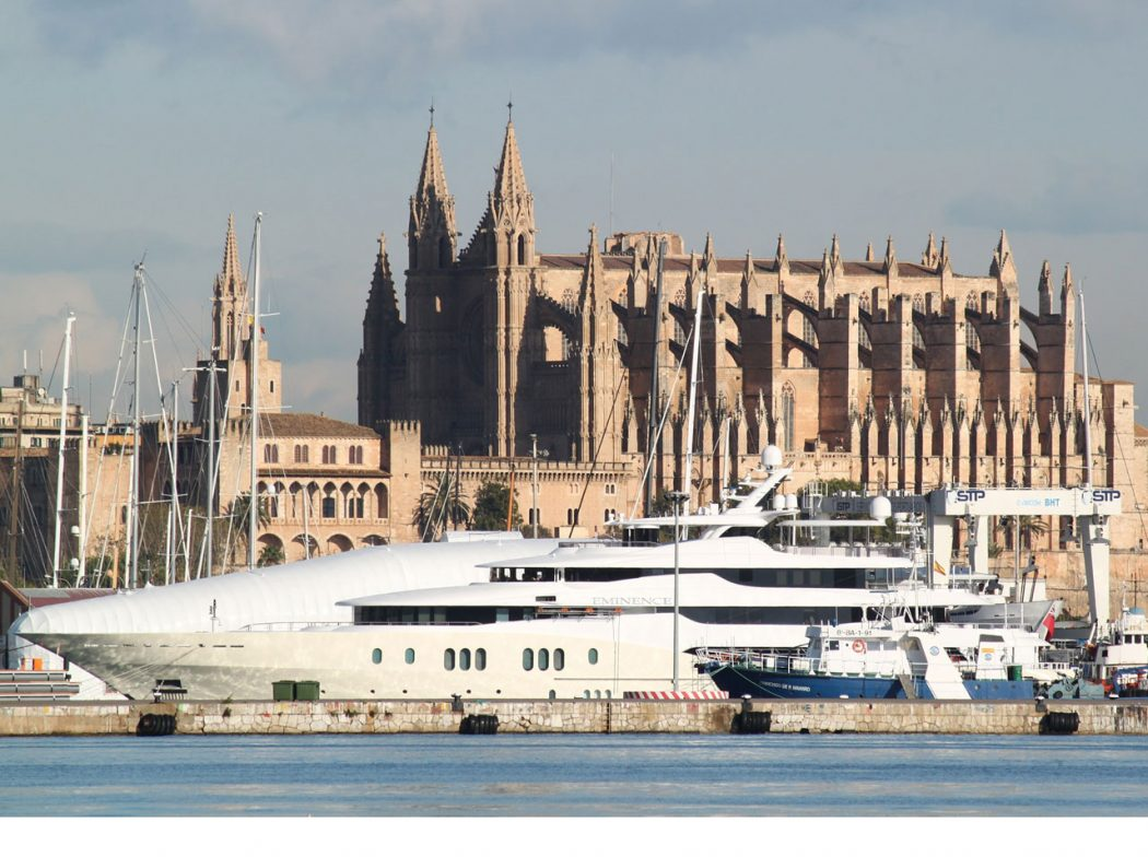 Bootsmesse in Palma
