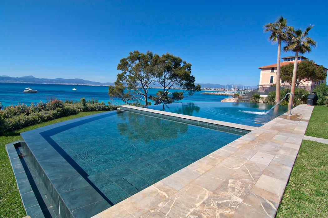 Pool auf Mallorca