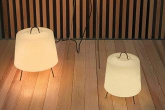 Lampe für Mallorca