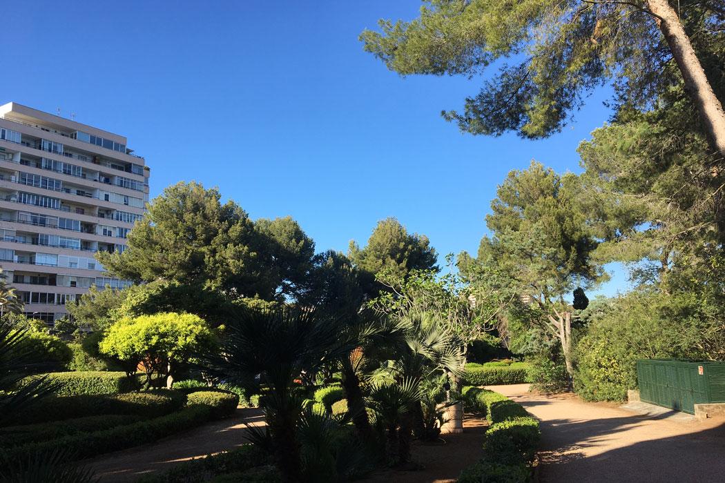 Palast auf Mallorca