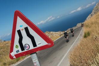 Radeln auf Mallorca