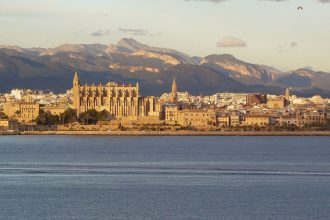 Silvester in Palma auf Mallorca