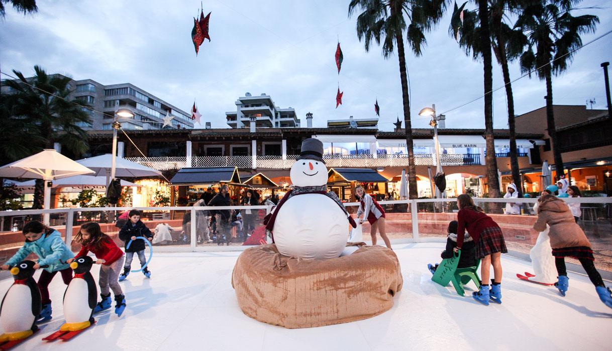 Weihnachtsmarkt auf Mallorca