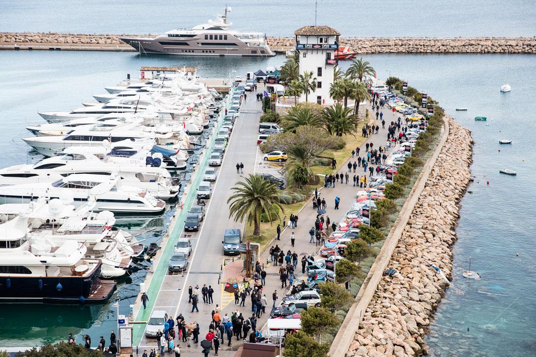 Rally auf Mallorca
