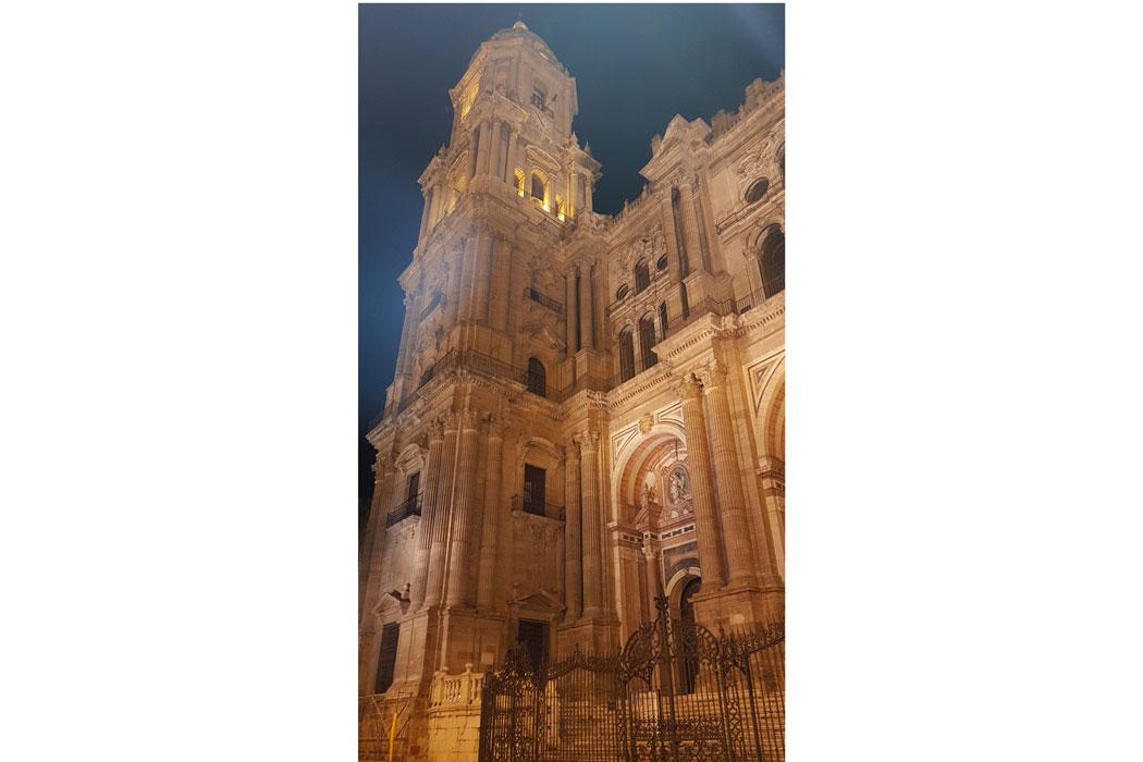 Von Mallorca nach Malaga