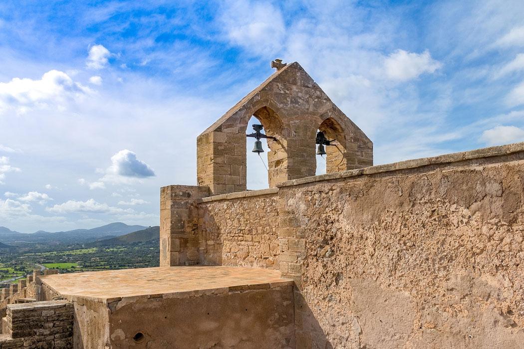 Burgfest auf Mallorca