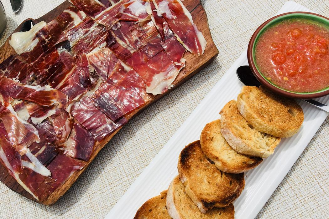Speisen auf Mallorca