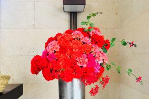Blumen-Deko aus Mallorca