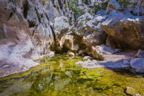 Torrent de Pareis auf Mallorca