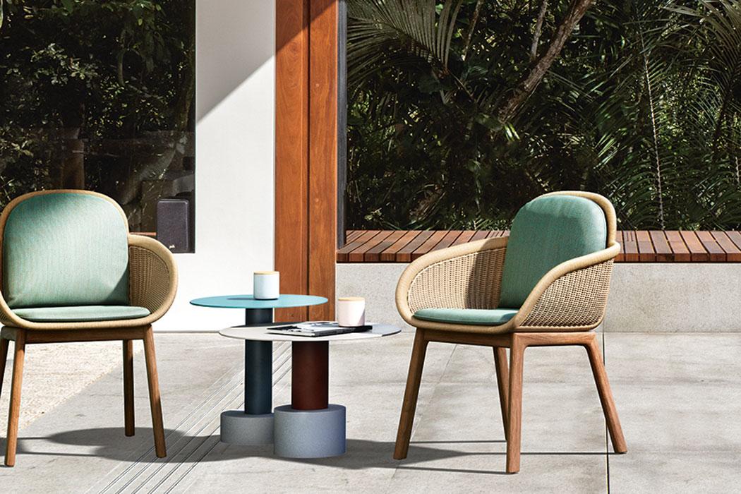 Outdoor-Tisch für die Finca