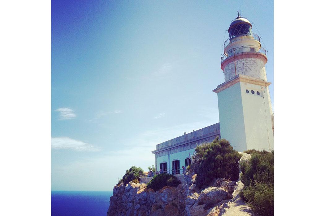 Wanderweg auf Mallorcas Halbinsel Formentor