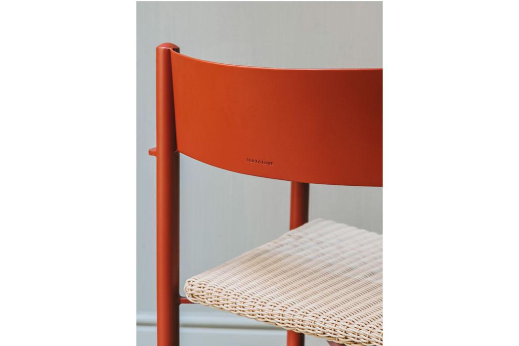 Stuhl für die Mallorca-Finca