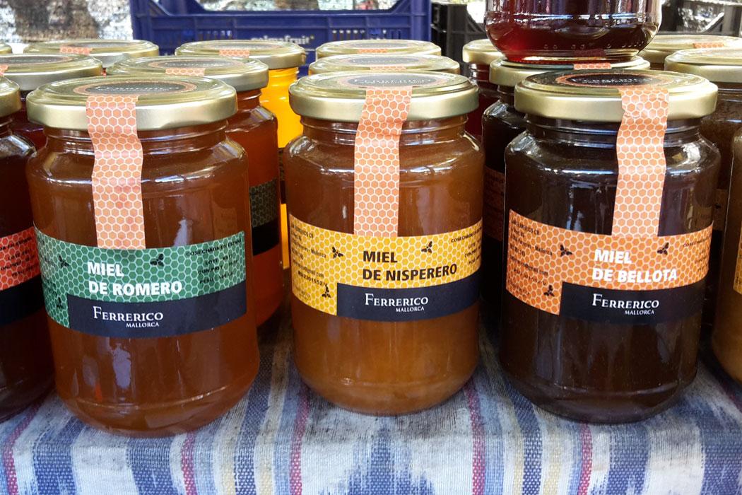 Honig-Messe auf Mallorca