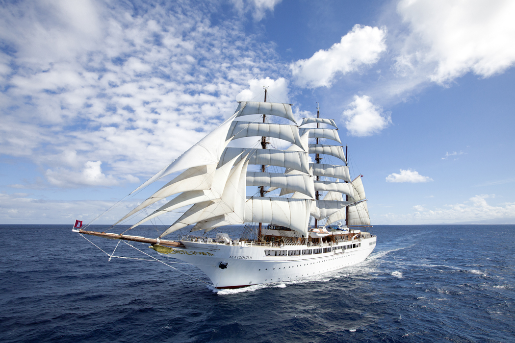 Erlebnis Sea Cloud mit MallorcaHEUTE