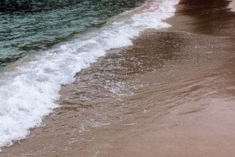 Illegale Strandbar auf Mallorca