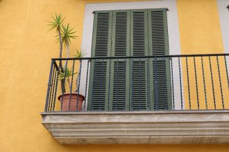 Kampf den Hausbesetzern auf Mallorca