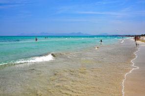 Gute Wasserqualität auf Mallorca