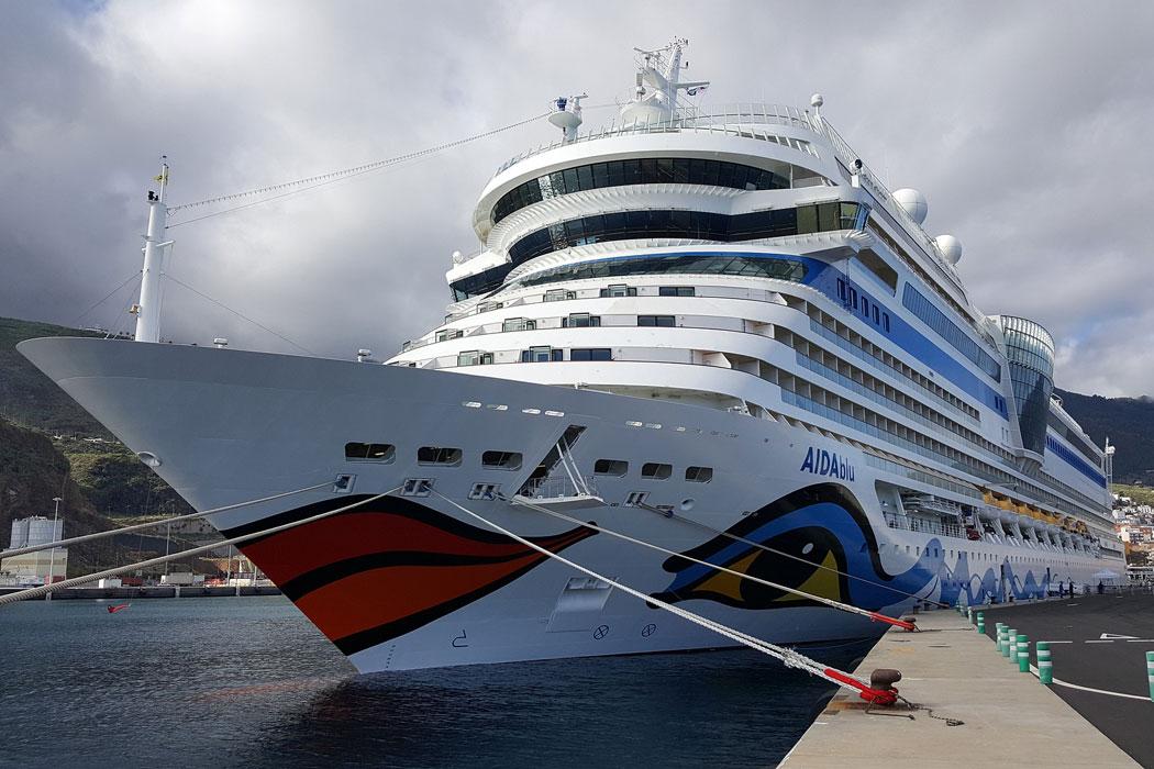 Kreuzfahrtschiffe auf Mallorca