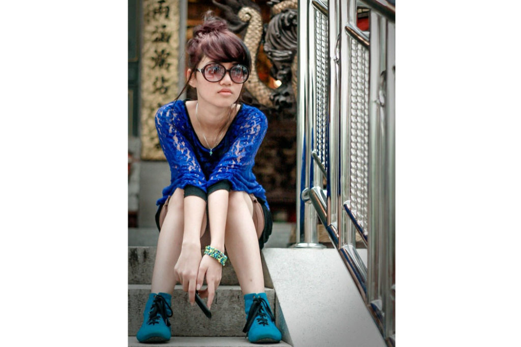 Blau: Trendfarbe 2020