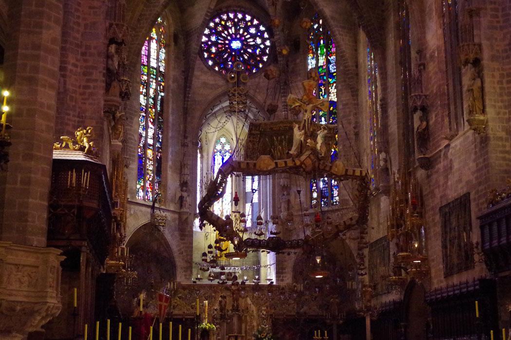 Gottesdienst auf Deutsch am Heiligabend in Palma