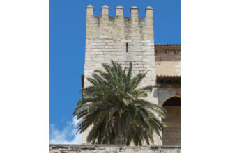 Alumdaina-Palast in Palma de Mallorca