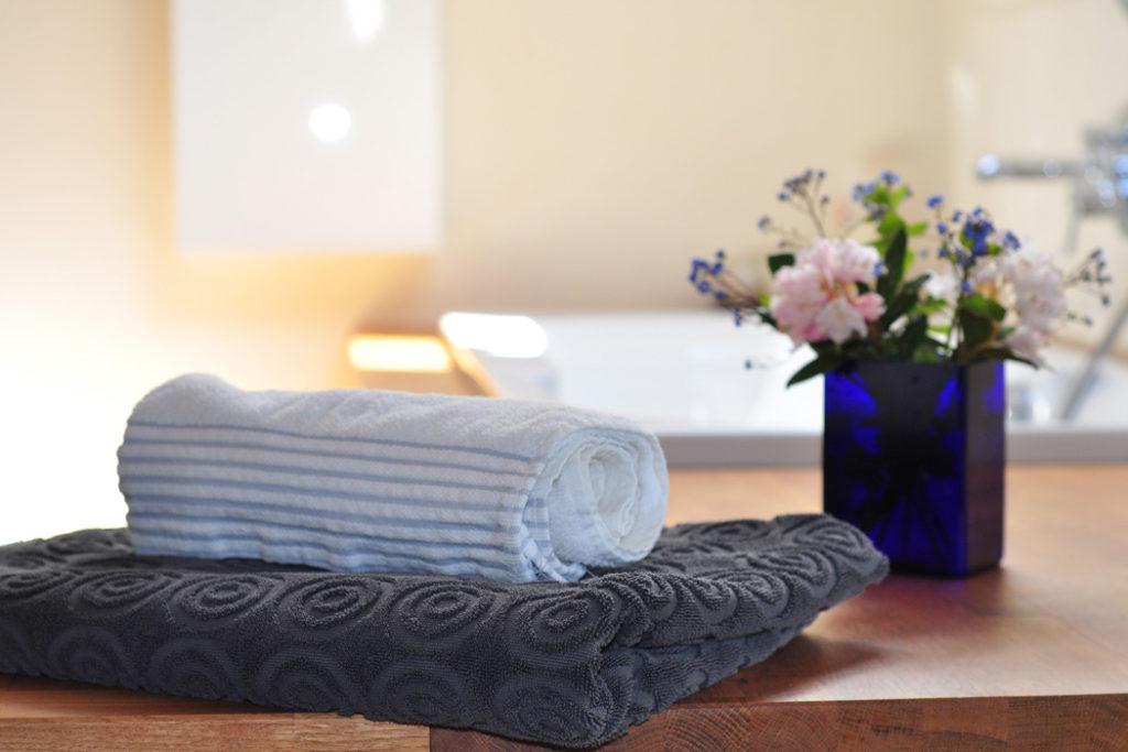 Wellness im Home-Spa