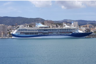 Keine Kreuzfahrtschiffe nach Mallorca