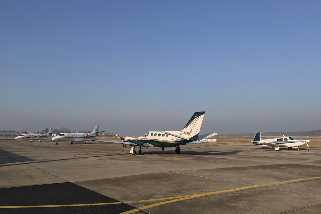 Boom der Privatflugzeuge auf Mallorca