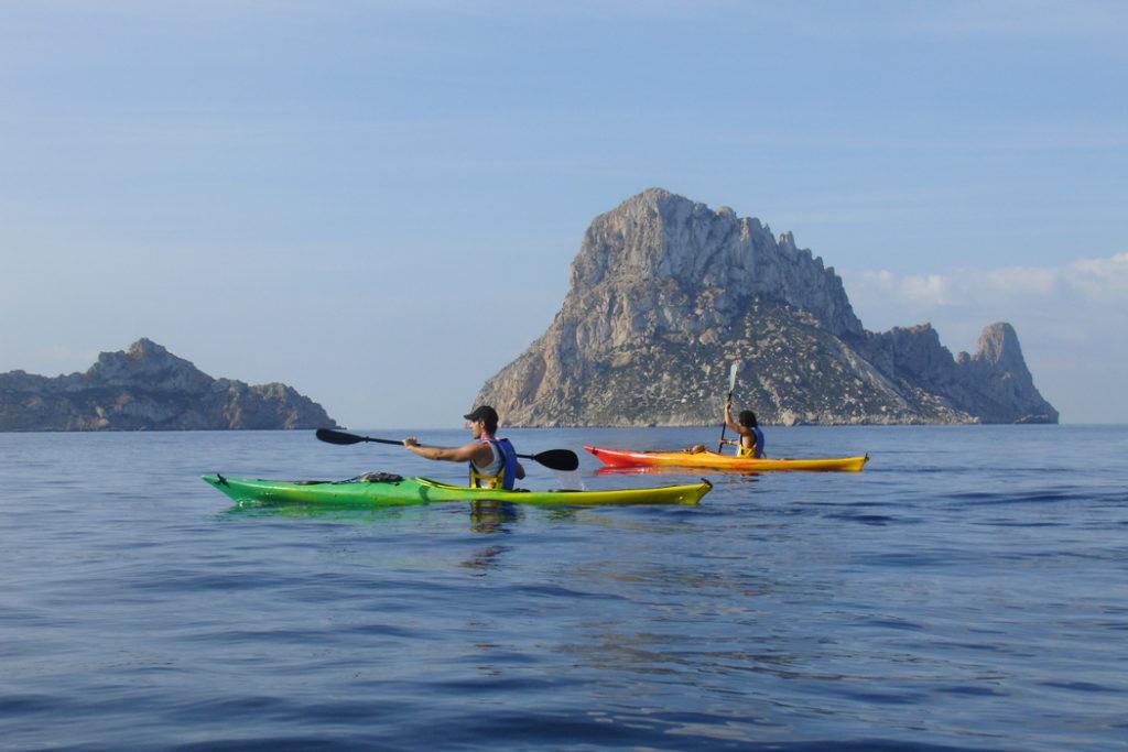 Ibiza per Kajak entdecken