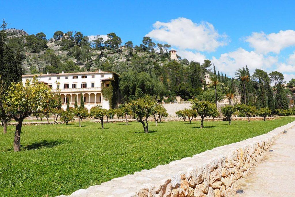 Reiches Bunyola auf Mallorca